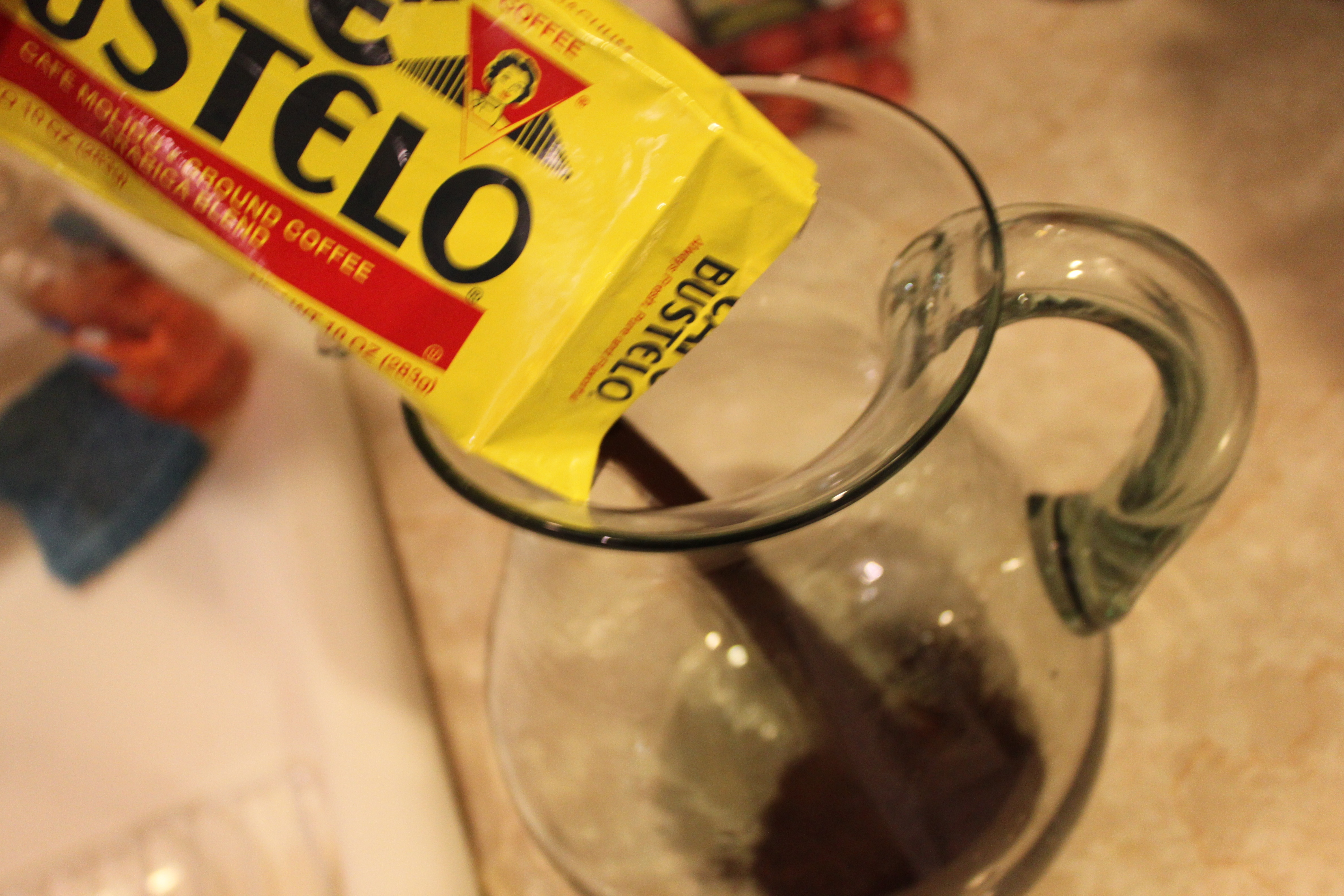 cafe bustelo how to make
