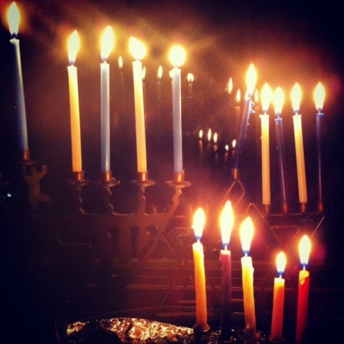Fourth Night Chanukah