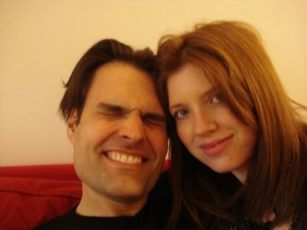 Katia and Husband